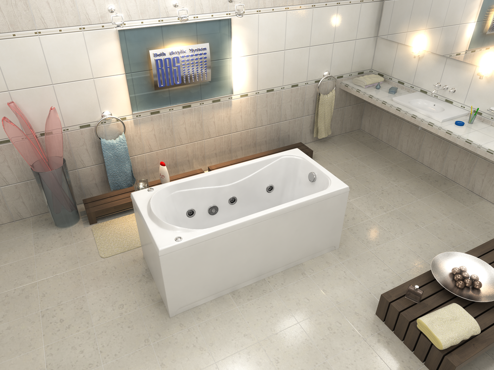 Акриловая ванна Верона BAS