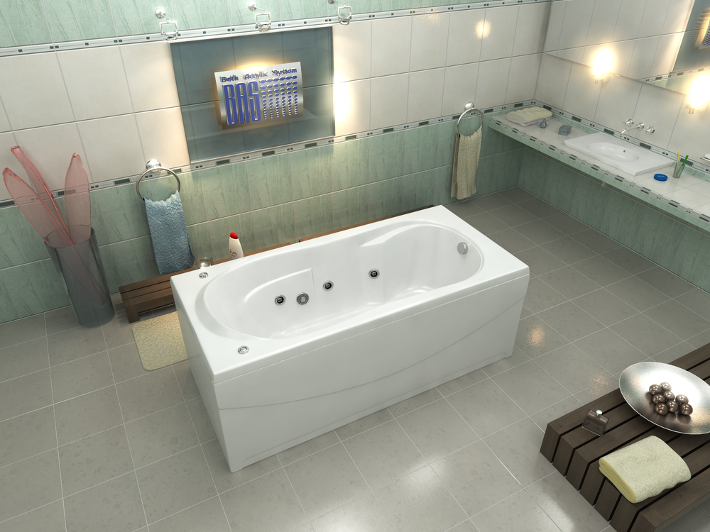 Акриловая ванна Ахин BAS