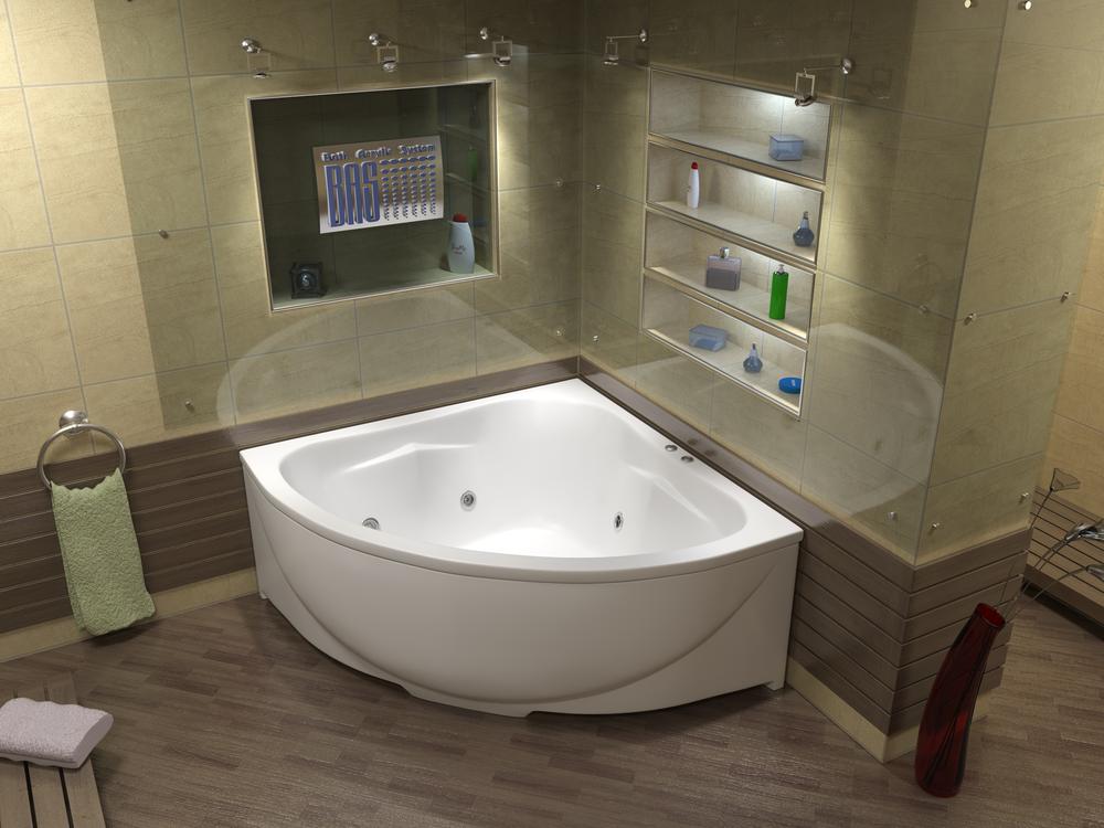 Акриловая ванна Империал BAS