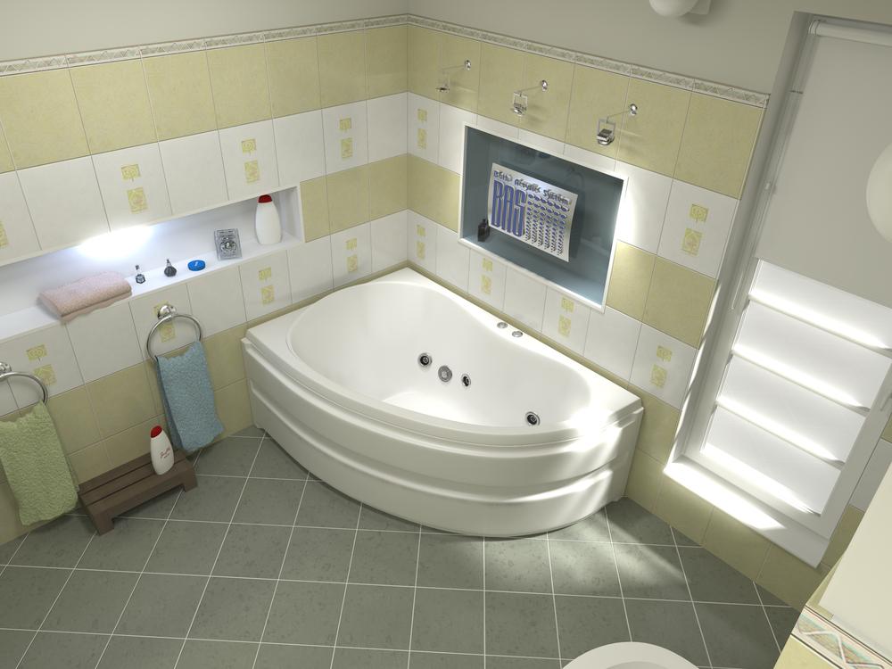 Акриловая ванна Алегра BAS