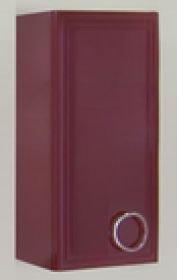 Шкаф Eletto 270х150х530 навесной (левый), белый глянец