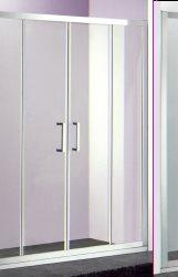 Душевая дверь Cezares Porta-BF-2-180-C-Cr 1800х1950, прозрачное, профиль хром