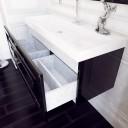 Мебель для ванной Aqwella Империя 100 (белый)
