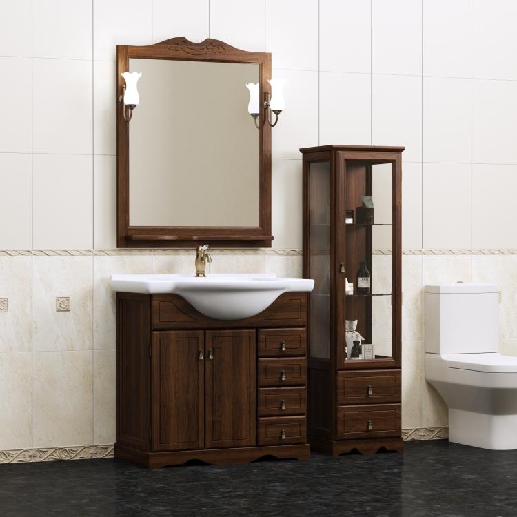 Мебель для ванной Опадирис Клио 70, 80