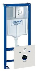Инсталляция для подвесного унитаза Grohe Rapid-SL 38750001