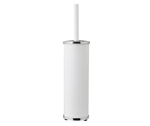 Щетка для унитаза WasserKRAFT K-1027 White, напольная