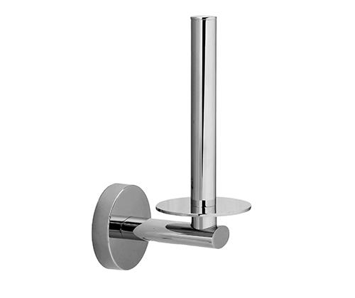 Держатель туалетной бумаги вертикальный WasserKRAFT Rhein К-6297