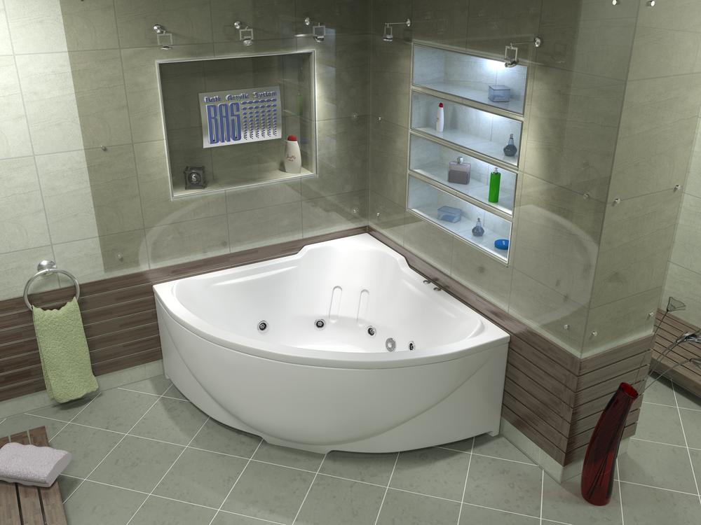 Акриловая ванна Ирис BAS