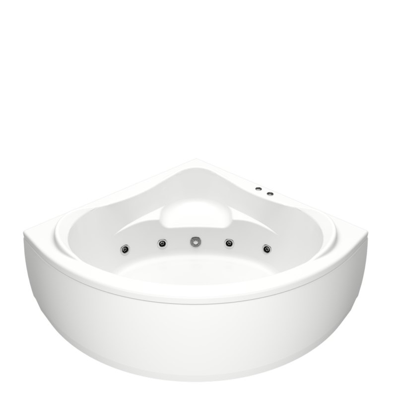 Акриловая ванна Мега BAS