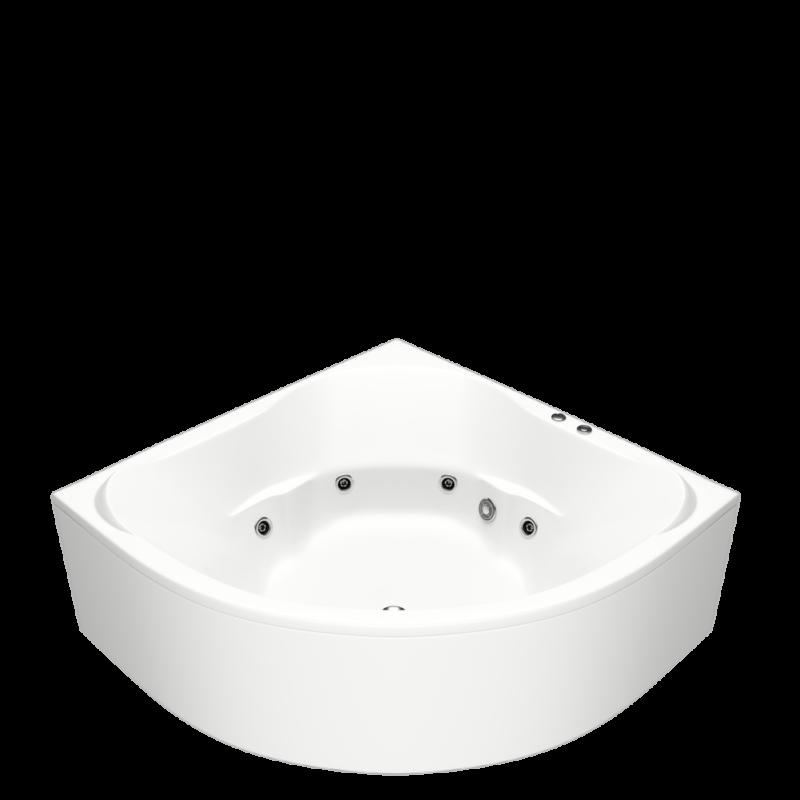 Акриловая ванна Ривьера BAS