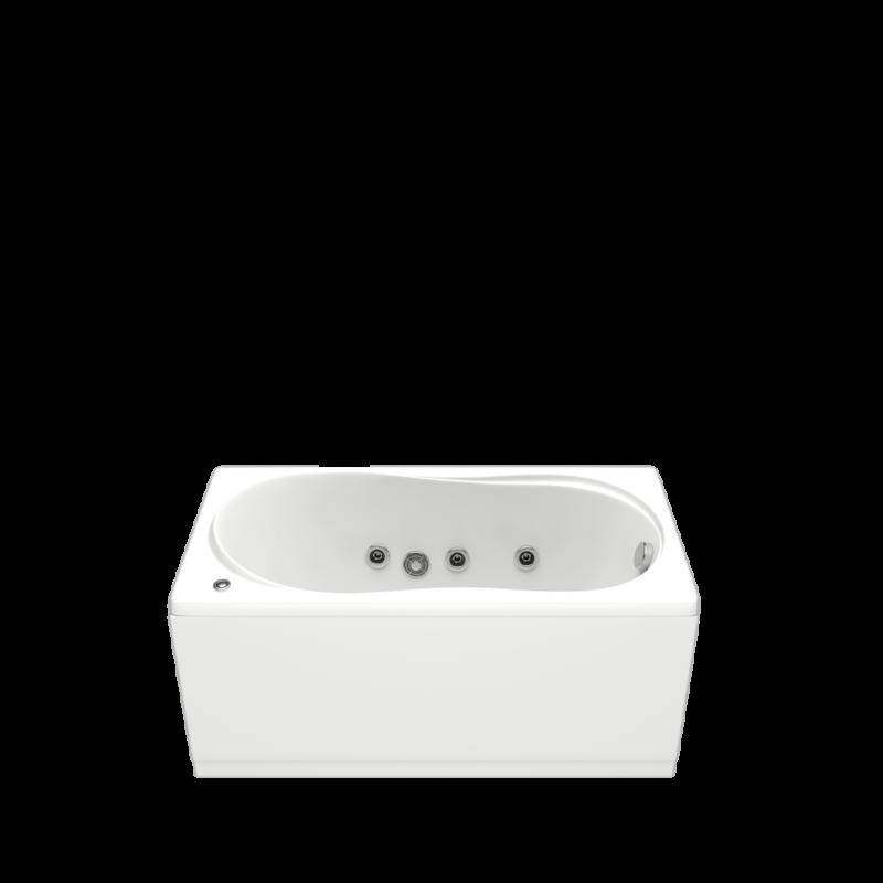 Акриловая ванна Лима BAS