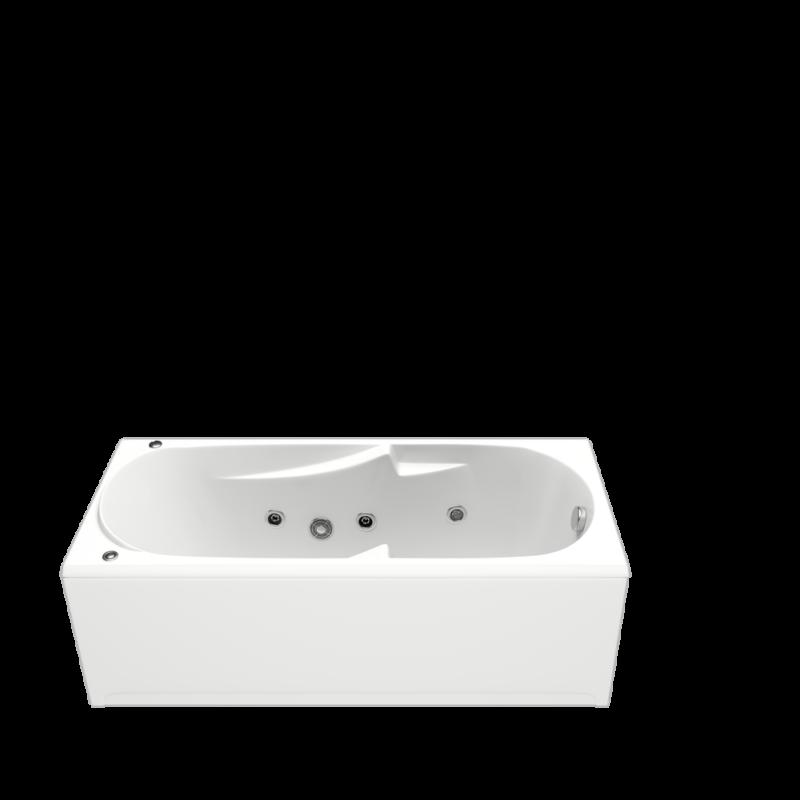 Акриловая ванна Ибица BAS