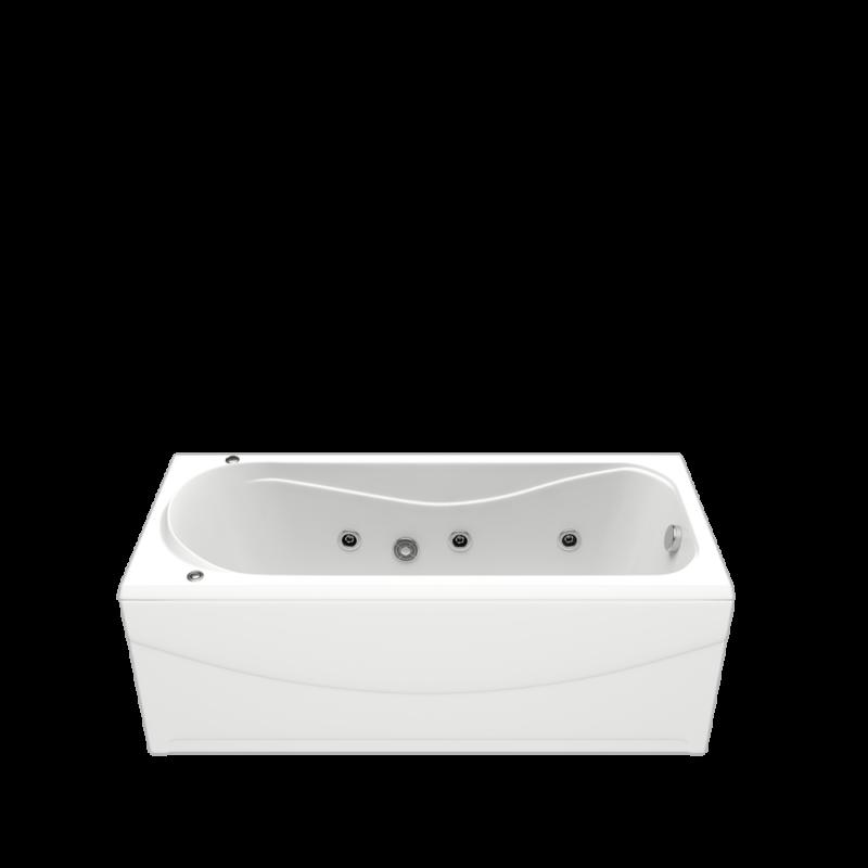 Акриловая ванна Атланта BAS