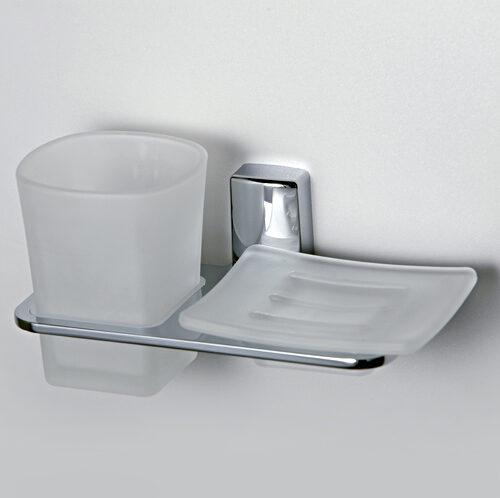 Держатель стакана и мыльницы WasserKraft