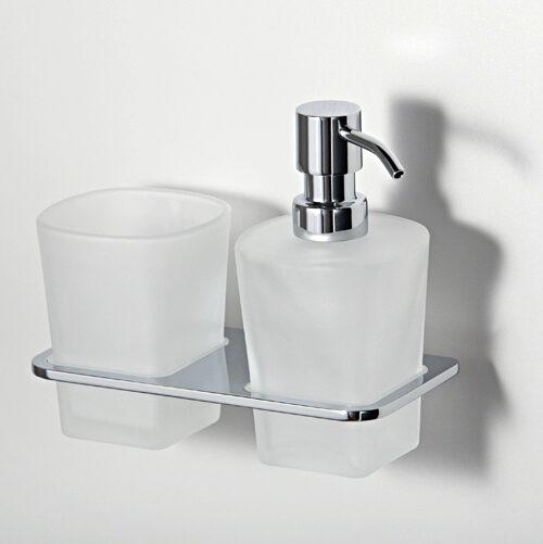 Держатель стакана и дозатора WasserKraft