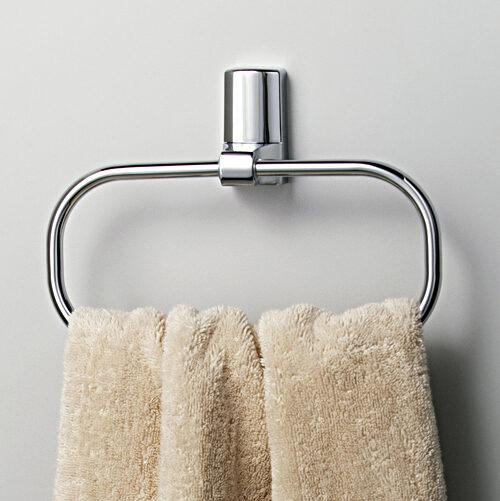 Держатель полотенец кольцо WasserKraft