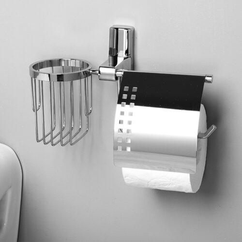 Держатель туалетной бумаги и освежителя WasserKraft
