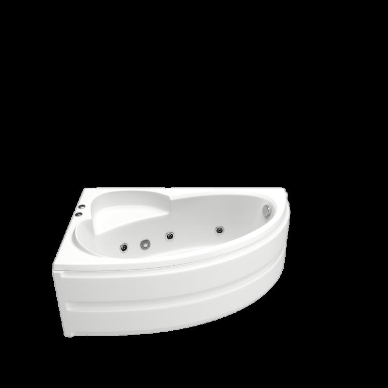 Акриловая ванна Сагра BAS