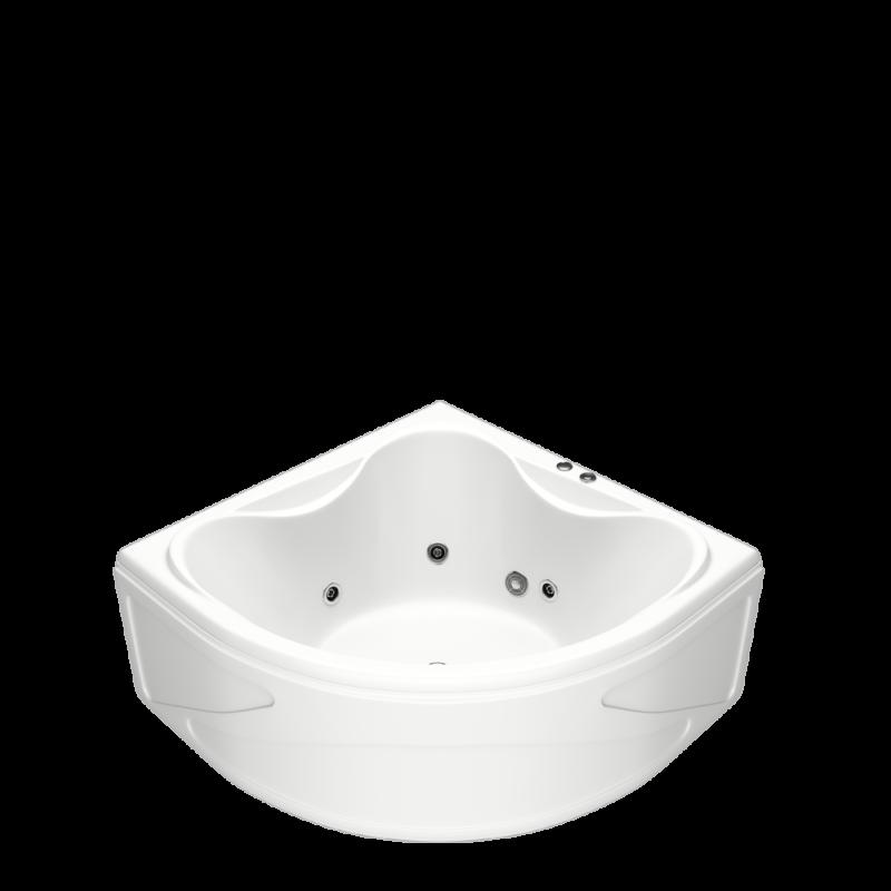 Акриловая ванна Риола BAS