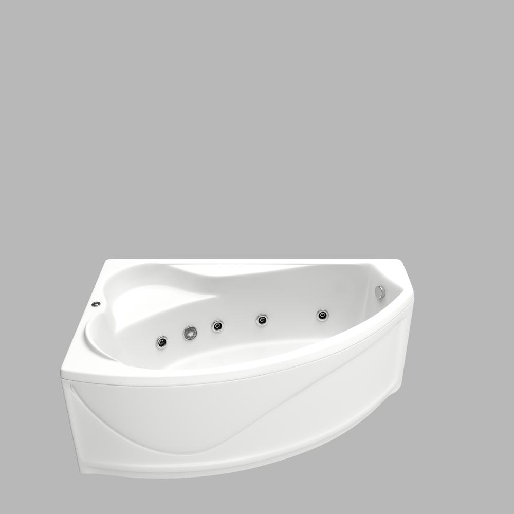 Акриловая ванна Николь BAS