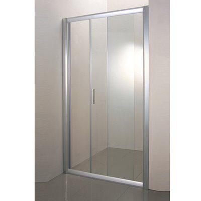 Душевая дверь Ravak Rapier NRDP2-100 сатин-транспарент (правая)