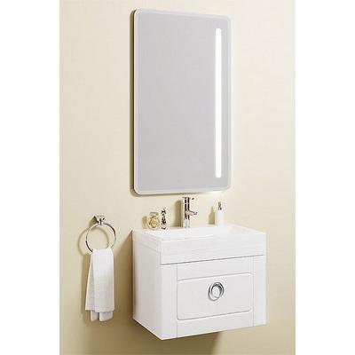 Мебель для ванной Aqwella Инфинити 60 (белый)