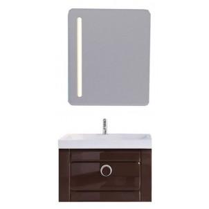 Мебель для ванной Aqwella Инфинити 60 (коричневый)