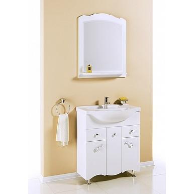 Мебель для ванной Aqwella АртДеко 75