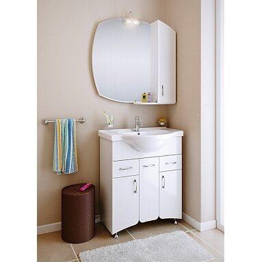 Мебель для ванной Aqwella Бельведер 75