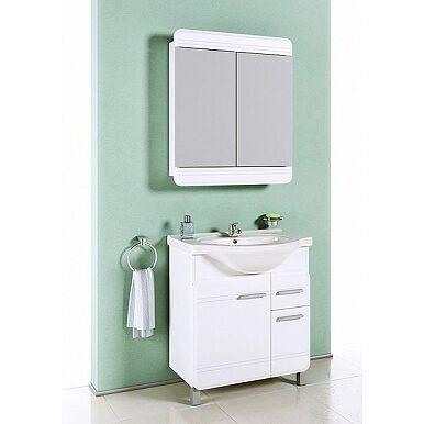 Мебель для ванной Aqwella Корсика 75