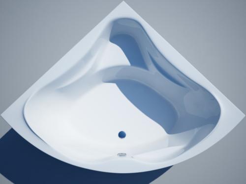 Массажная ванна Thermolux GALATEYA 150х150