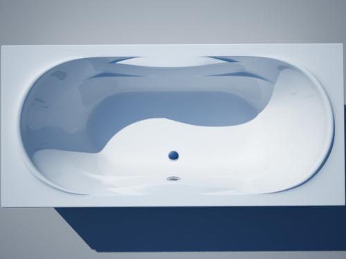 Акриловая ванна Thermolux DEMETRA 190 x 90