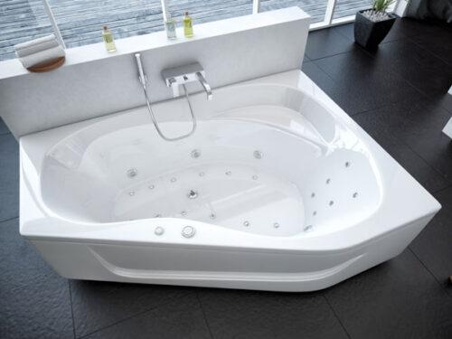 Акриловая ванна Акватек Медея