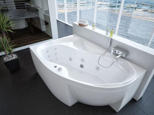 Акриловая ванна Акватек Вега