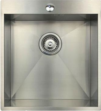 Кухонная мойка из нержавеющей стали Seaman Eco Marino SMV-Z-440 (Клапан-автомат)