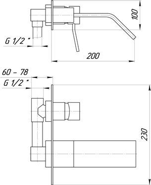 Смеситель для раковины Migliore Tor ML.TOR-9045