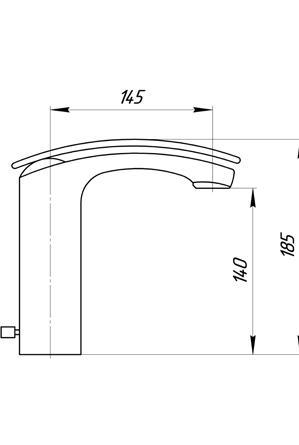 Смеситель для раковины Migliore Flo ML.FLO-7032