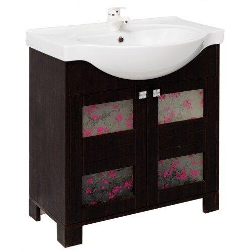 Мебель для ванной Onika Сакура 70 венге шелк (комплект)