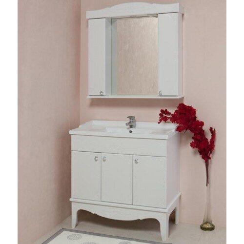 Мебель для ванной Onika Сен Мари 90 белый (комплект)