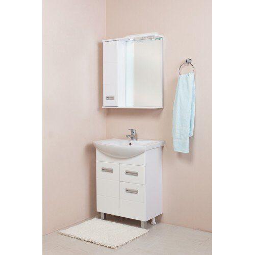 Мебель для ванной Onika Балтика Люкс 60.12 с ящиком (комплект)