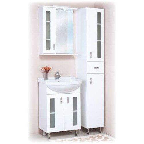 Мебель для ванной Onika Кристалл 55 (комплект)