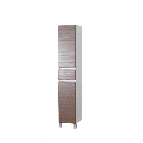 Мебель для ванной Onika Элита Штрокс коричневый 60 (комплект)