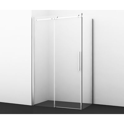 Душевой уголок 120х90 см прозрачное стекло WasserKRAFT ALME 15R07