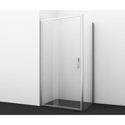 Душевой уголок 120х80 см прозрачное стекло WasserKRAFT BERKEL 48P06