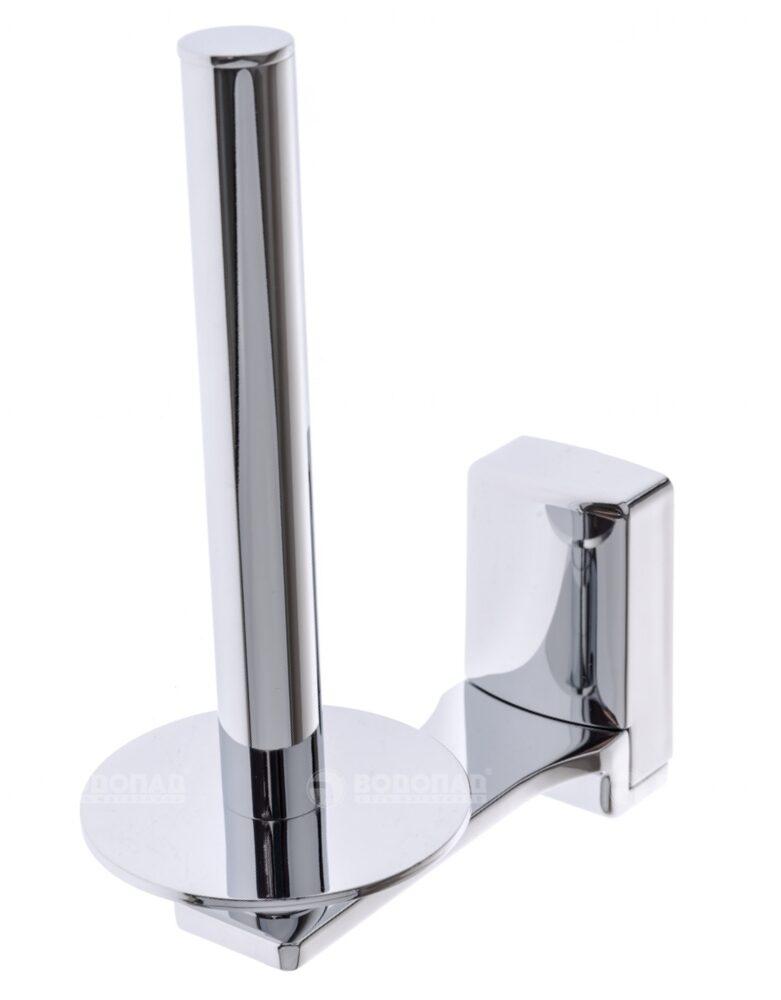 Держатель туалетной бумаги, вертикальный WasserKRAFT Leine K-5097