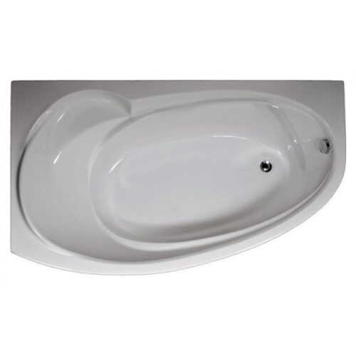 Акриловая ванна MarkaOne Julianna 160*95 L/R