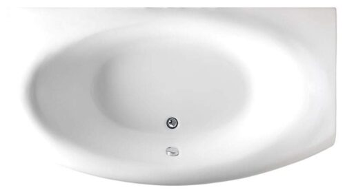 Акриловая ванна MarkaOne Nega 170*94