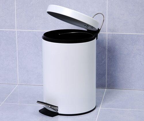 Ведро WasserKRAFT 5 литров White К-635