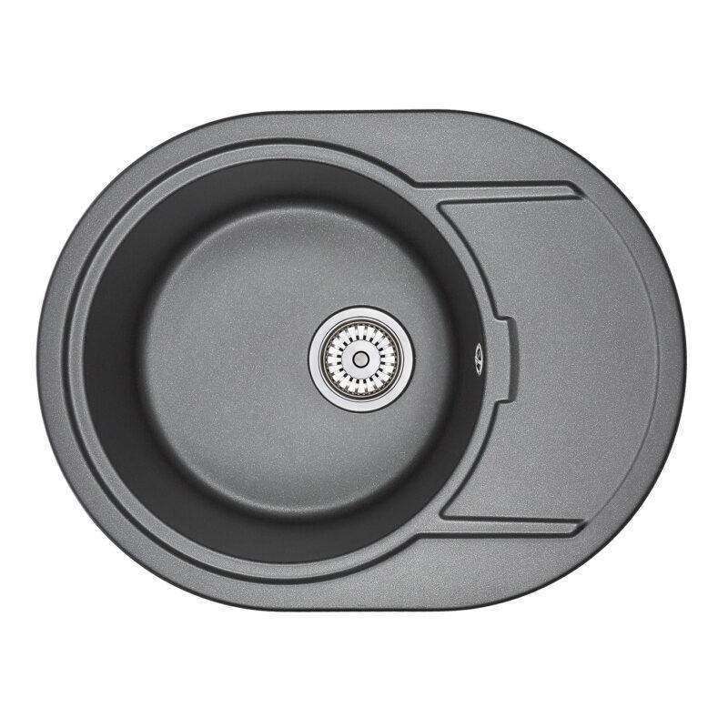 Кухонная мойка Granula 6502sv