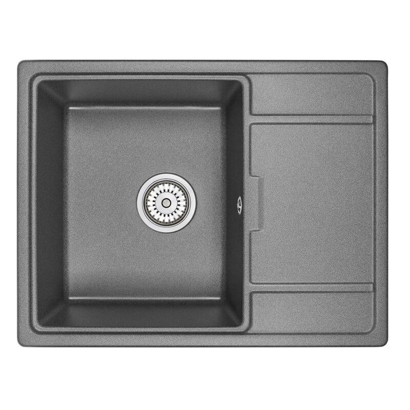 Кухонная мойка Granula 6503bg